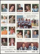 2000 Coweta High School Yearbook Page 22 & 23