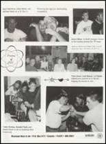 2000 Coweta High School Yearbook Page 28 & 29