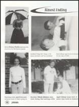 2000 Coweta High School Yearbook Page 30 & 31