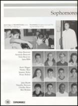 2000 Coweta High School Yearbook Page 52 & 53