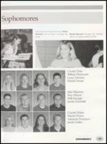 2000 Coweta High School Yearbook Page 54 & 55