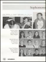 2000 Coweta High School Yearbook Page 58 & 59