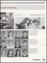 2000 Coweta High School Yearbook Page 60 & 61