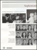 2000 Coweta High School Yearbook Page 62 & 63