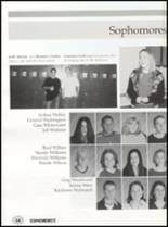 2000 Coweta High School Yearbook Page 66 & 67