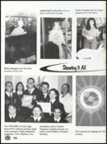 2000 Coweta High School Yearbook Page 84 & 85
