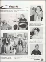 2000 Coweta High School Yearbook Page 98 & 99