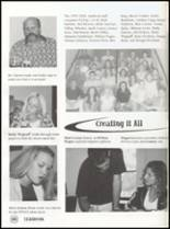 2000 Coweta High School Yearbook Page 100 & 101