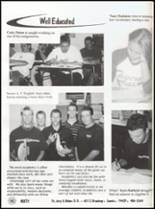 2000 Coweta High School Yearbook Page 102 & 103