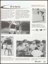 2000 Coweta High School Yearbook Page 128 & 129