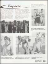 2000 Coweta High School Yearbook Page 132 & 133