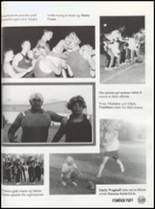 2000 Coweta High School Yearbook Page 140 & 141