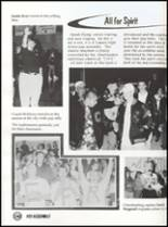 2000 Coweta High School Yearbook Page 142 & 143