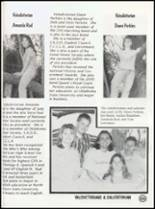 2000 Coweta High School Yearbook Page 152 & 153