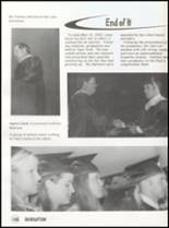 2000 Coweta High School Yearbook Page 160 & 161