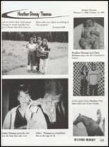 2000 Coweta High School Yearbook Page 170 & 171