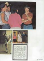 1984 Chaparral High School Yearbook Page 16 & 17