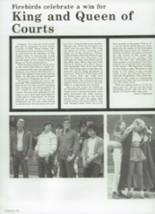 1984 Chaparral High School Yearbook Page 34 & 35