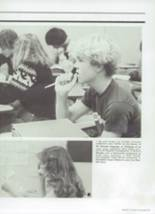 1984 Chaparral High School Yearbook Page 42 & 43