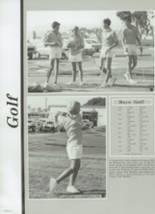 1984 Chaparral High School Yearbook Page 76 & 77