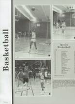 1984 Chaparral High School Yearbook Page 84 & 85