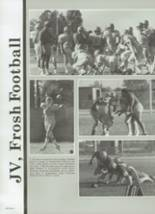 1984 Chaparral High School Yearbook Page 90 & 91