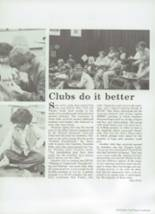 1984 Chaparral High School Yearbook Page 108 & 109