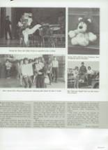 1984 Chaparral High School Yearbook Page 114 & 115