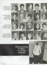 1984 Chaparral High School Yearbook Page 120 & 121