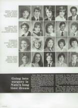1984 Chaparral High School Yearbook Page 122 & 123