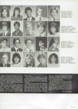 1984 Chaparral High School Yearbook Page 126 & 127