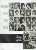 1984 Chaparral High School Yearbook Page 128 & 129