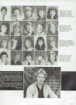 1984 Chaparral High School Yearbook Page 130 & 131
