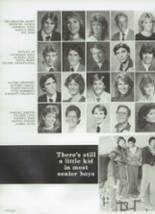 1984 Chaparral High School Yearbook Page 132 & 133