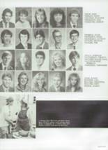 1984 Chaparral High School Yearbook Page 136 & 137