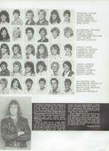 1984 Chaparral High School Yearbook Page 148 & 149