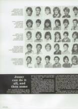 1984 Chaparral High School Yearbook Page 164 & 165