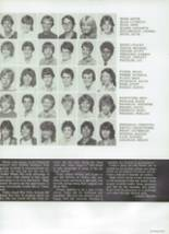1984 Chaparral High School Yearbook Page 176 & 177