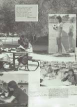 1984 Chaparral High School Yearbook Page 194 & 195