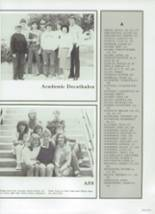 1984 Chaparral High School Yearbook Page 212 & 213