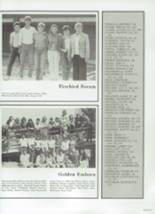 1984 Chaparral High School Yearbook Page 220 & 221