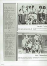 1984 Chaparral High School Yearbook Page 226 & 227
