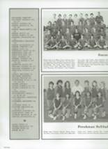 1984 Chaparral High School Yearbook Page 230 & 231