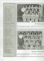 1984 Chaparral High School Yearbook Page 236 & 237