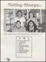 1997 Quanah High School Yearbook Page 20 & 21