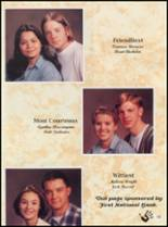 1997 Quanah High School Yearbook Page 22 & 23