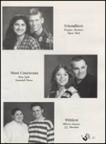 1997 Quanah High School Yearbook Page 24 & 25
