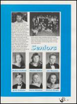 1997 Quanah High School Yearbook Page 34 & 35