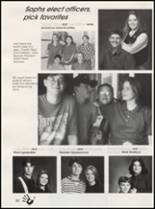 1997 Quanah High School Yearbook Page 42 & 43