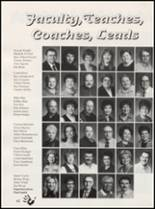 1997 Quanah High School Yearbook Page 46 & 47